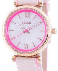 Fossil Carlie Mini ES4833 쿼츠 여성용 시계