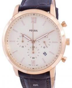 Fossil Neutra FS5558 쿼츠 크로노 그래프 남성용 시계