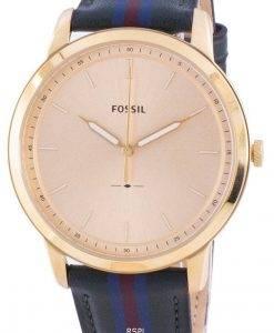 화석 미니멀리스트 FS5598 쿼츠 남성용 시계
