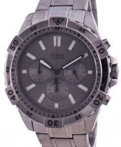 화석 개렛 FS5621 쿼츠 크로노 그래프 남성용 시계
