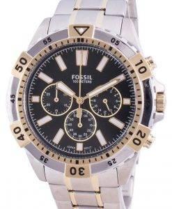 화석 개렛 FS5622 쿼츠 크로노 그래프 남성용 시계