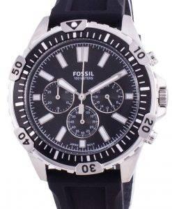 화석 개렛 FS5624 쿼츠 크로노 그래프 남성용 시계