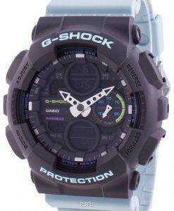 카시오 G-Shock GMA-S140-2A 쿼츠 월드 타임 200M 남성용 시계