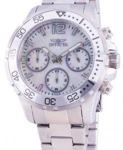 인빅타 프로 다이버 29455 쿼츠 크로노 그래프 여성용 시계