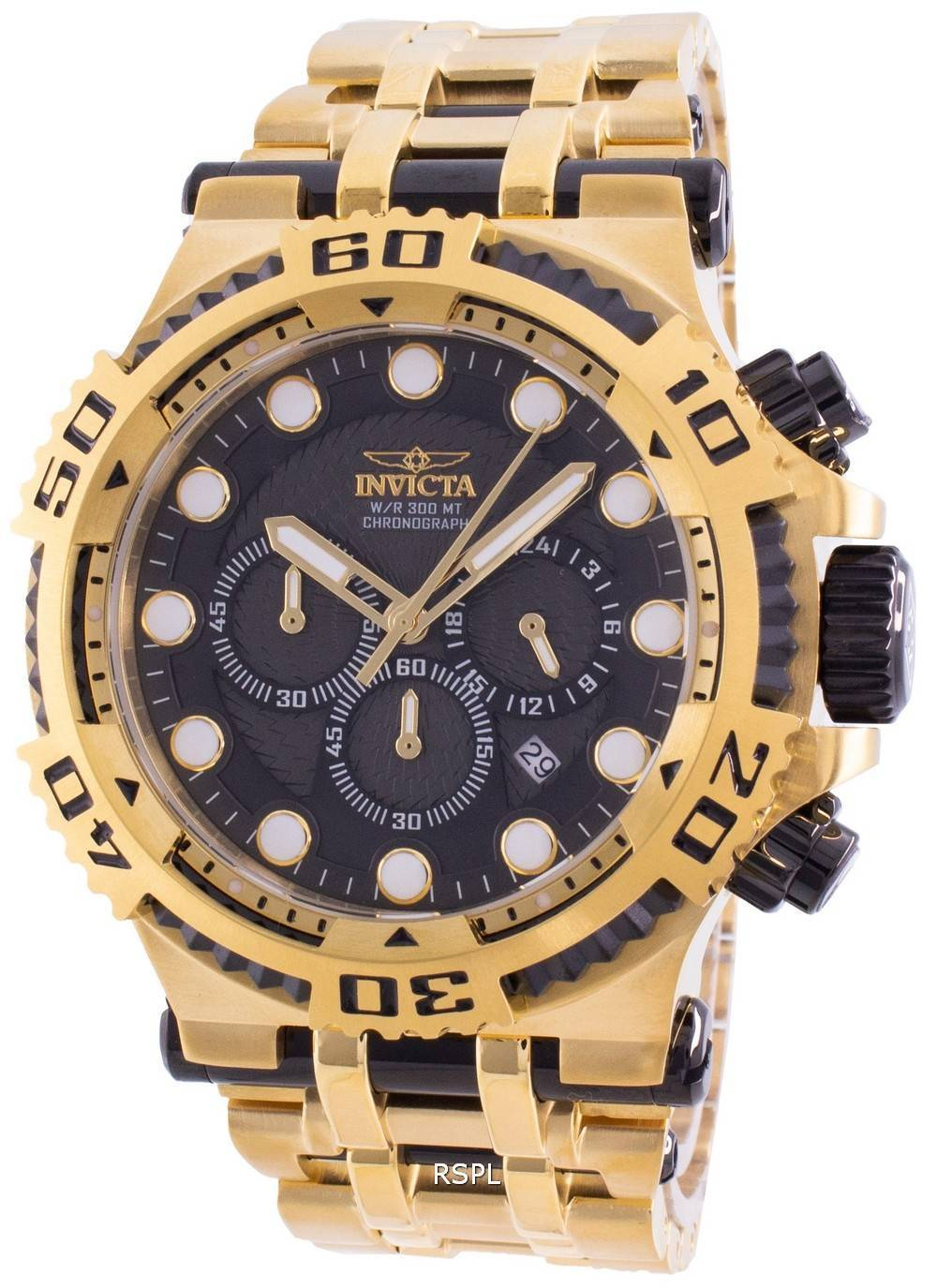 Invicta Specialty 30644 쿼츠 크로노 그래프 300M 남성용 시계