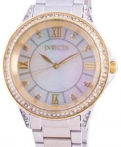 인빅타 엔젤 30931 쿼츠 다이아몬드 악센트 여성용 시계