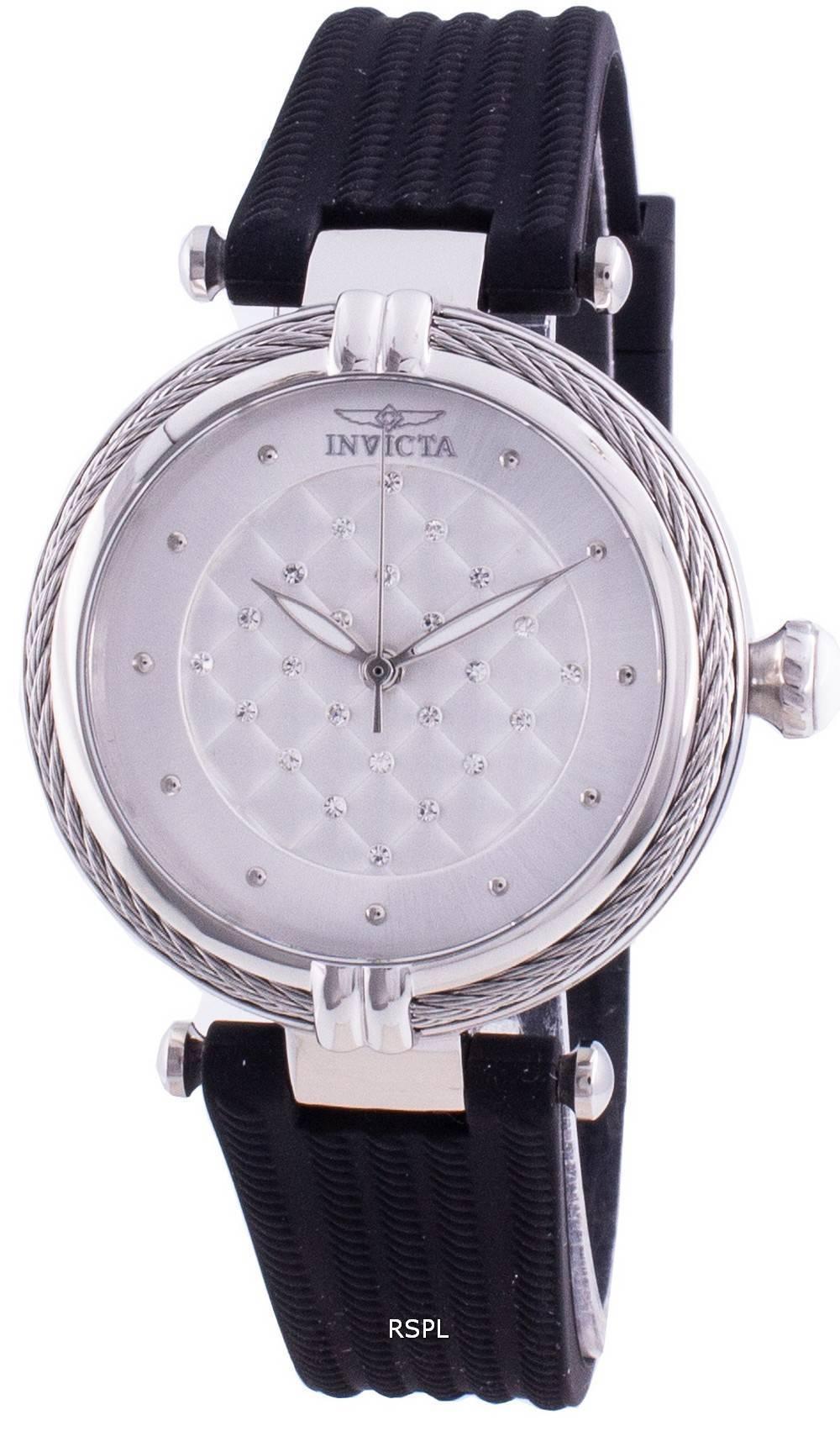 인빅타 볼트 31030 쿼츠 다이아몬드 악센트 여성용 시계