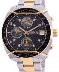인빅타 미 육군 31846 쿼츠 크로노 그래프 여성용 시계