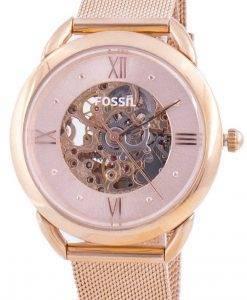 화석 재단사 ME3165 오토매틱 여성용 시계