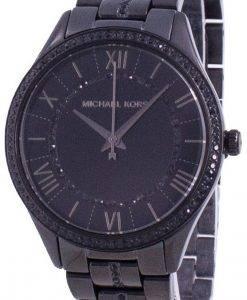 Michael Kors Lauryn MK4337 쿼츠 다이아몬드 악센트 여성용 시계