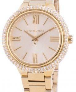 Michael Kors Taryn MK4459 쿼츠 다이아몬드 악센트 여성용 시계