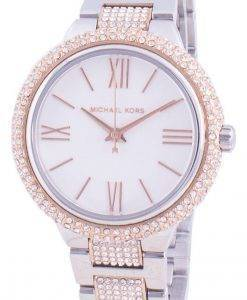 Michael Kors Taryn MK4461 쿼츠 다이아몬드 악센트 여성용 시계