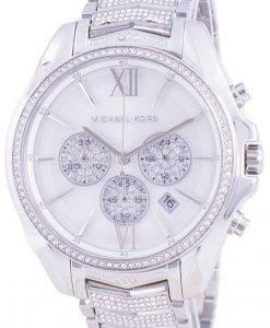 Michael Kors Whitney MK6728 쿼츠 다이아몬드 악센트 여성용 시계