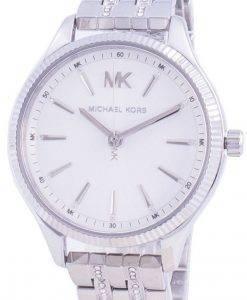 Michael Kors Lexington MK6738 쿼츠 다이아몬드 악센트 여성용 시계