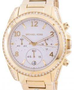 Michael Kors Blair MK6762 쿼츠 다이아몬드 악센트 여성용 시계