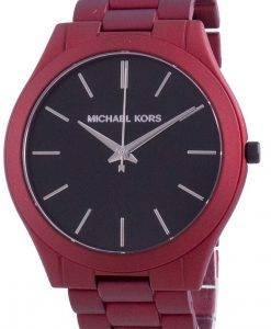 Michael Kors Slim Runway MK8712 쿼츠 남성용 시계