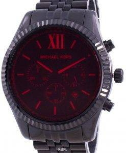 Michael Kors Lexington MK8733 쿼츠 크로노 그래프 남성용 시계