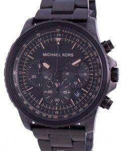 Michael Kors Theroux MK8755 쿼츠 타키 미터 남성용 시계