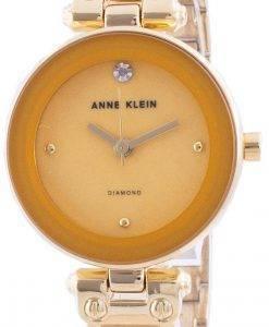 Anne Klein 1980MGGB 쿼츠 다이아몬드 악센트 여성용 시계