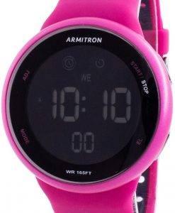 Armitron Sport 408423MAG 쿼츠 남녀 공통 시계