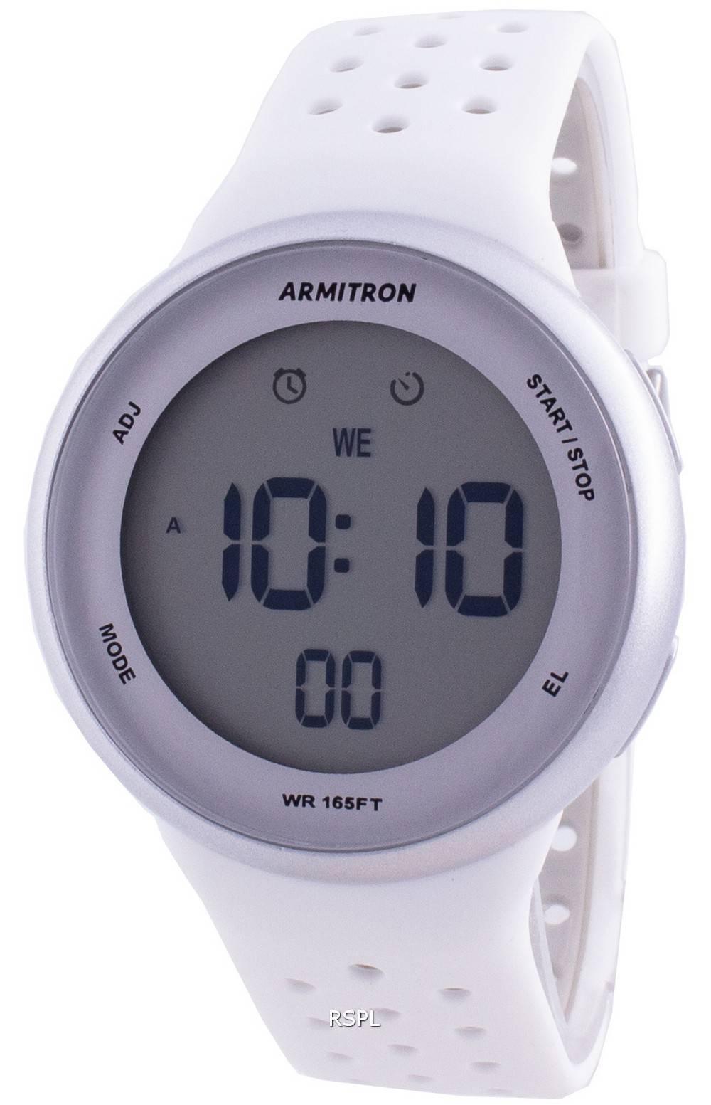 Armitron Sport 408423SWT 쿼츠 남녀 공통 시계