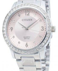 씨티즌 쿼츠 EL3090-81X 다이아몬드 악센트 여성용 시계
