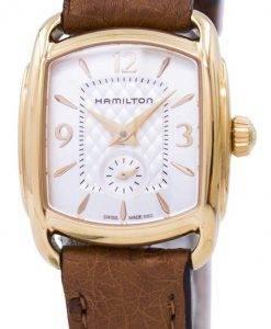 해밀턴 American Classic Bagley 쿼츠 H12341555 여성용 시계