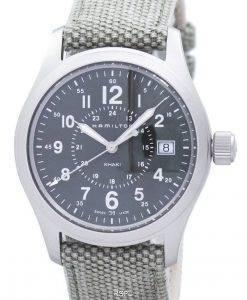 해밀턴 Khaki Field 쿼츠 H68201963 남성용 시계