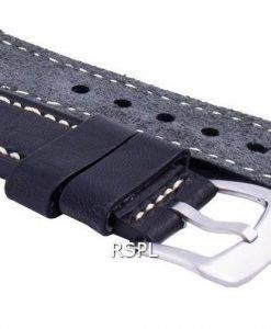 세이코 LS16 검은 색 고무줄 22mm