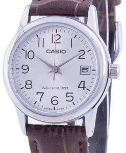 카시오 LTP-V002L-7B2 쿼츠 여성용 시계