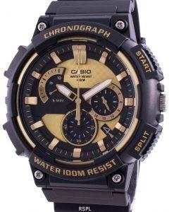 Casio Youth MCW-200H-9AV 쿼츠 크로노 그래프 100M 남성용 시계
