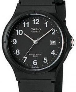 카시오 쿼츠 아날로그 MW-59-1BVDF MW-59-1BV 남성용 시계