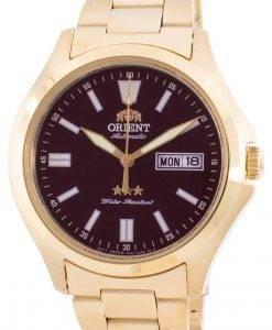 Orient Three Star Automatic RA-AB0F04R19A Men's Watch