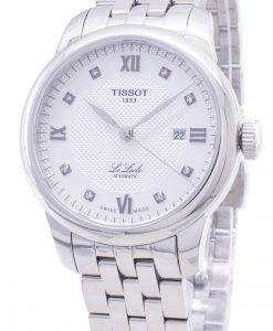 티쏘 T-Classic Le Locle T006.207.11.036.00 T0062071103600 오토매틱 여성용 시계