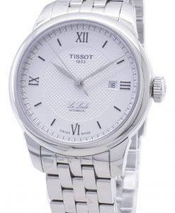 티쏘 T-Classic Le Locle T006.207.11.038.00 T0062071103800 오토매틱 여성용 시계