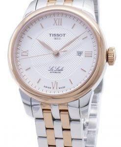 티쏘 T-Classic Le Locle T006.207.22.038.00 T0062072203800 오토매틱 여성용 시계