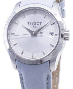 티쏘 T-Classic Couturier Lady T035.210.16.031.02 T0352101603102 쿼츠 여성용 시계