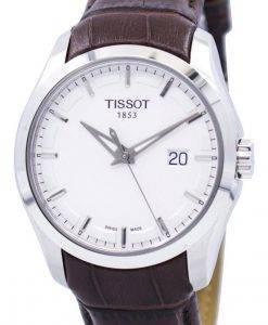 티쏘 T-Trend Couturier 쿼츠 T035.410.16.031.00 T0354101603100 남성용 시계