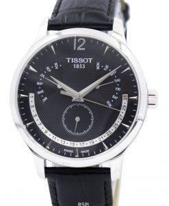 티쏘 Tradition Perpetual Calender T063.637.16.057.00 T0636371605700 남성용 시계