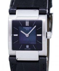 티쏘 T- 레이디 T02 쿼츠 T090.310.16.121.00 T0903101612100 여성용 시계