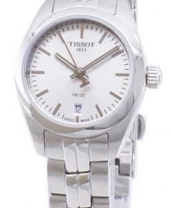 티쏘 T-Classic PR 100 T101.010.11.031.00 T1010101103100 쿼츠 여성용 시계