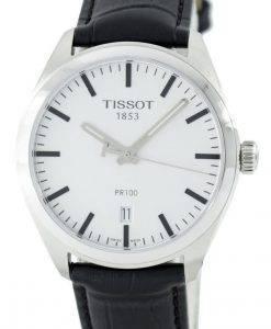 티쏘 T-Classic PR 100 쿼츠 Swiss Made T101.410.16.031.00 T1014101603100 남성용 시계