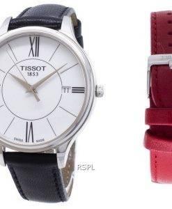 티쏘 T-Lady Bella Ora T103.210.16.018.00 T1032101601800 쿼츠 여성용 시계