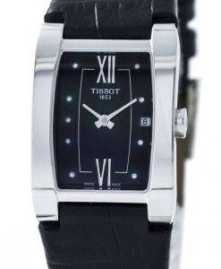 티쏘 T-Lady GENEROSI-T 쿼츠 T105.309.16.126.00 T1053091612600 여성용 시계