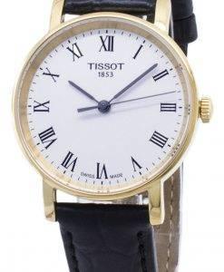 티쏘 T-Classic Everytime Small T109.210.36.033.00 T1092103603300 쿼츠 여성용 시계
