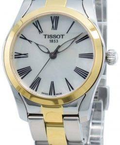 티쏘 T-Wave T112.210.22.113.00 T1122102211300 쿼츠 여성용 시계