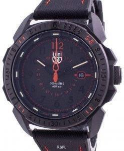 루미 녹스 ICE-SAR Arctic XL.1002 쿼츠 200M 남성용 시계