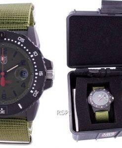 Luminox Navy Seal XS.3617.SET 쿼츠 200M 남성용 시계