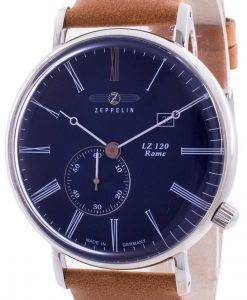 Zeppelin LZ120 로마 7134-3 71343 쿼츠 남성용 시계