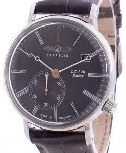 Zeppelin LZ120 로마 7135-2 71352 쿼츠 남성용 시계
